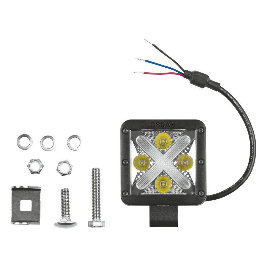 Papildus gaismas Cube MX85-SP