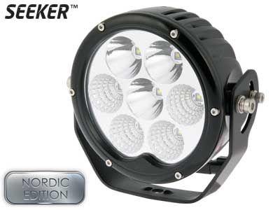 LED tālās gaismas papildlukturis Seeker 170