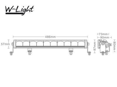 W-Light Storm 120W