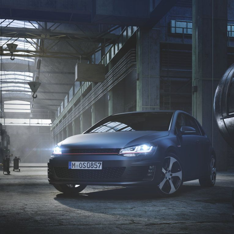 LEDriving® Dynamic Mirror Indicator for VW Golf VII WHITE EDITION