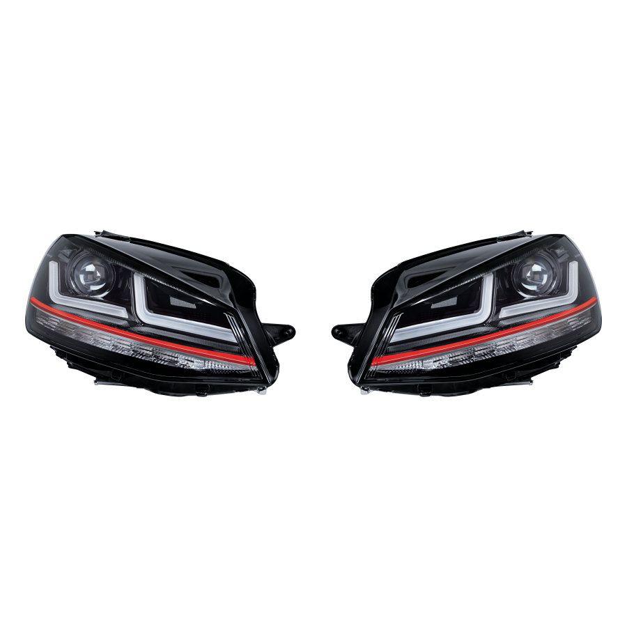 LEDriving® pamatlukturi Golf VII GTI EDITION